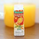 オレンジジュース消しゴム